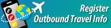 Register Outbound Travel Info