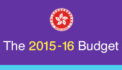 The 2015-16 Budget