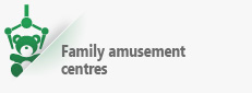 Family amusement centres