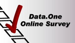 Online Survey of Data.One